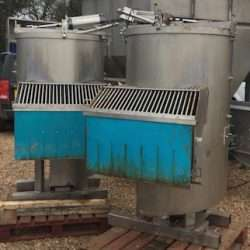 used potato rumblers