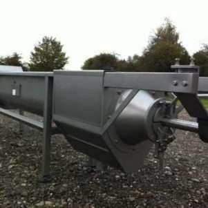 new waste press