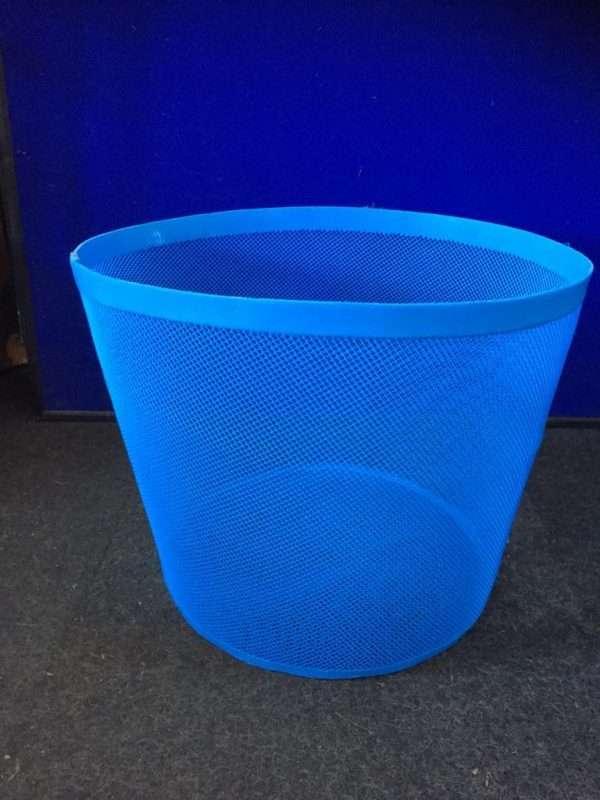 Salad Spinner Basket Blue