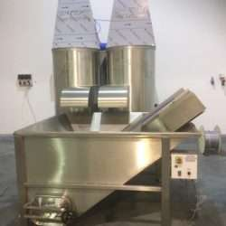 Automatic batch peeling