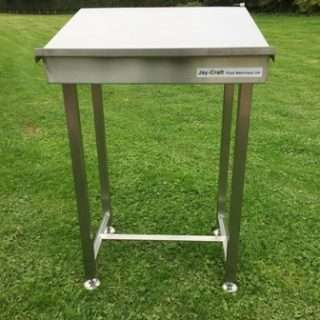 tables for prep room