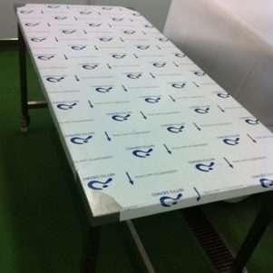 used stainless steel prep tables
