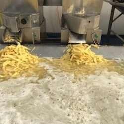 Potato Peeling and Chipping