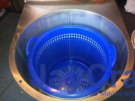 Blue Salad Baskets