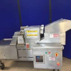 Used dicers and slicers
