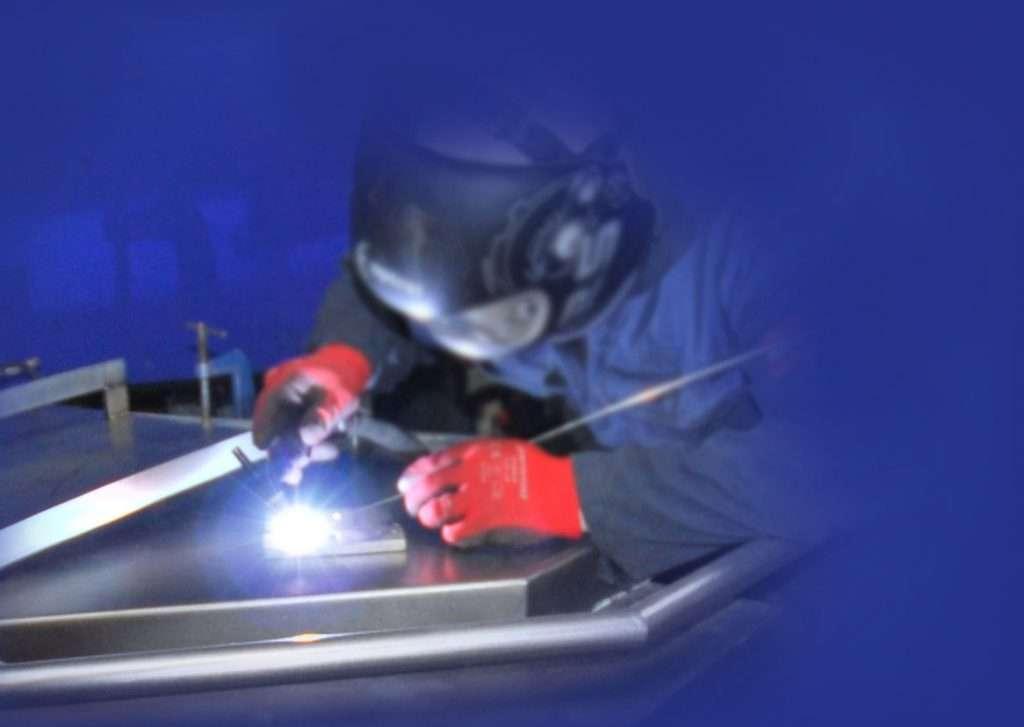 welder fabricator required