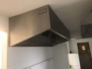 Industrial Kitchen Cooker Hood
