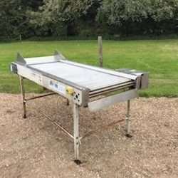 second hand roller table